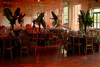 miami beach centerpieces